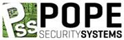 Pope Security Systems logo
