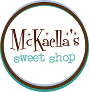 McKaella's Sweet Shop logo