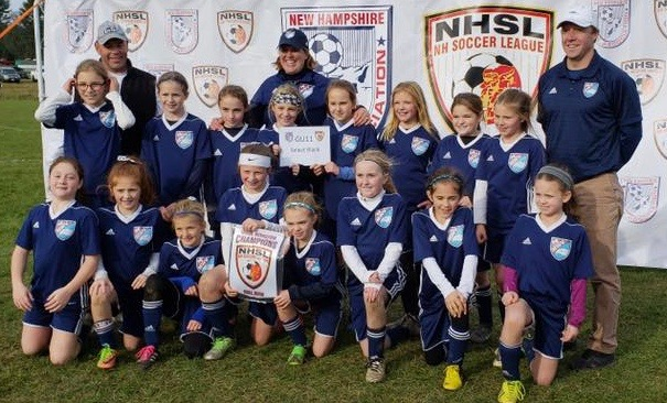 U11 Girls win